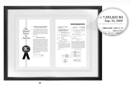 First Vidyo Patent 2009