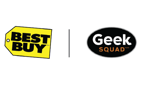 Best Buy and Geek Squad Logos