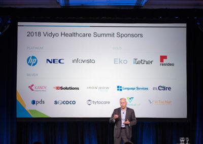 Vidyo CEO Michael Patsalos-Fox